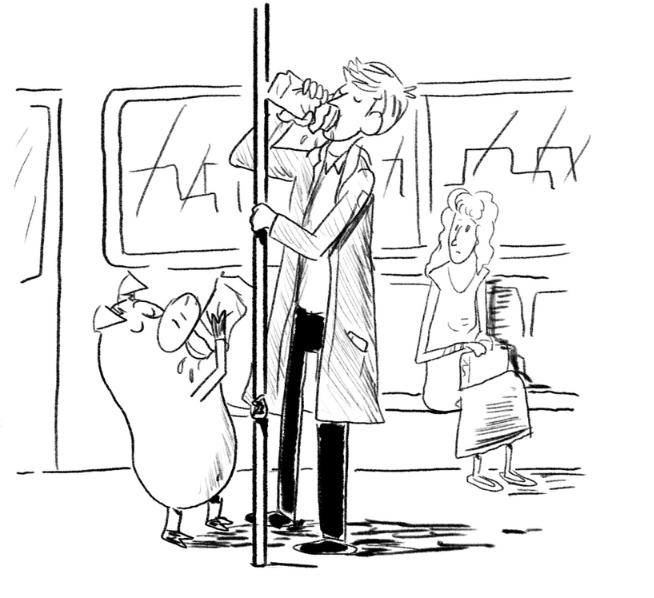 Pig Bottom & Me: Ch. 1