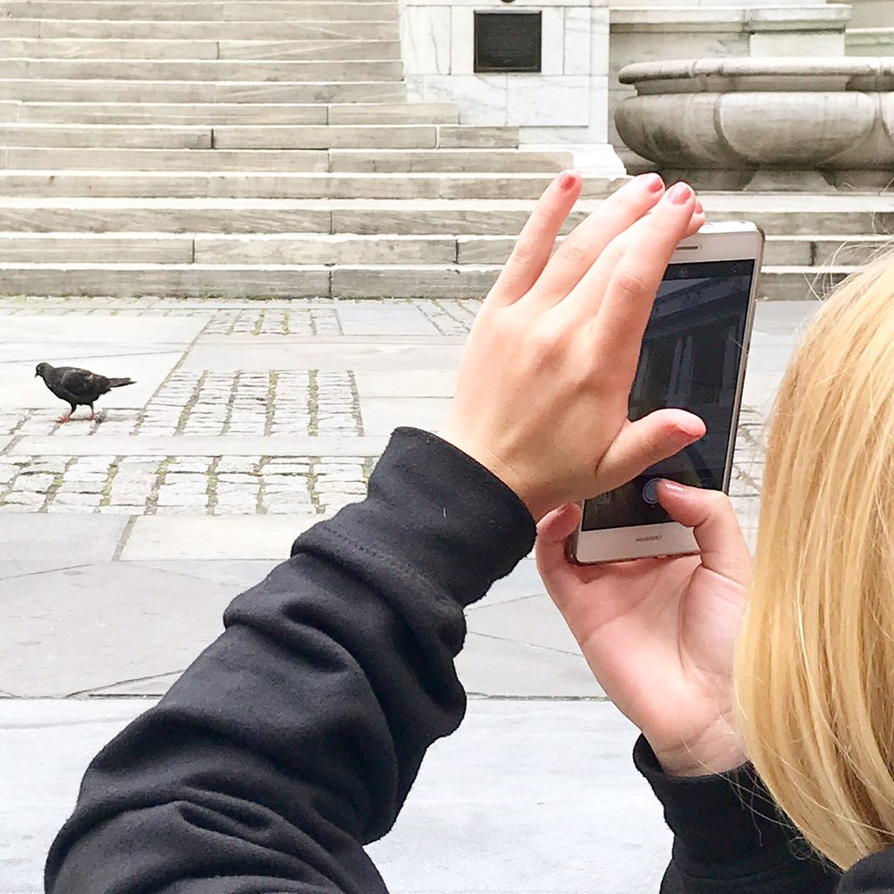 intro to smartphone photography - in this 2 hour class we will and conduct exercises that will help you create better images and explore the psychology of shooting with a camera phone instead of a