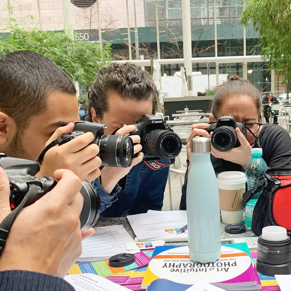 digital photography: an introduction for beginners - does your camera confuse you? this 3 hour class will cover iso, aperture, shutter speed and more. you'll never want to photograph in auto mode again! you need a camera with manual mode. we rent cameras for $30 if you don't own one. maximum students: 10. location: 55th Madison Ave. $150