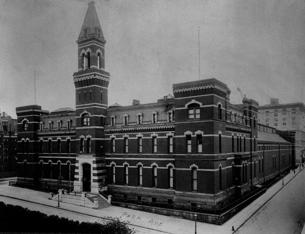 Seventh Regiment Armory, New York City