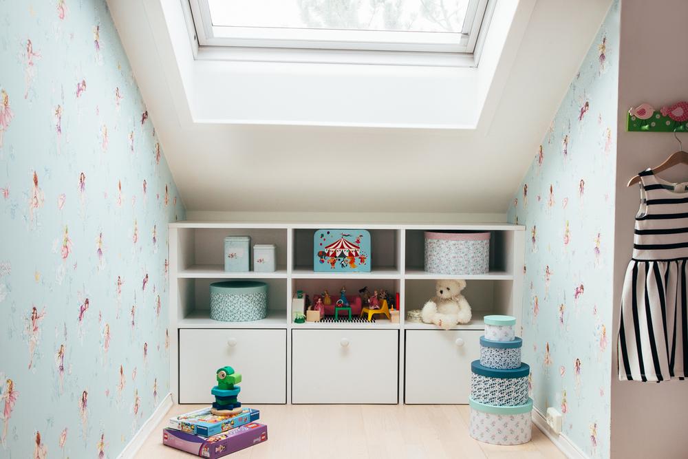 Barnerom — custom kitchen & interiors