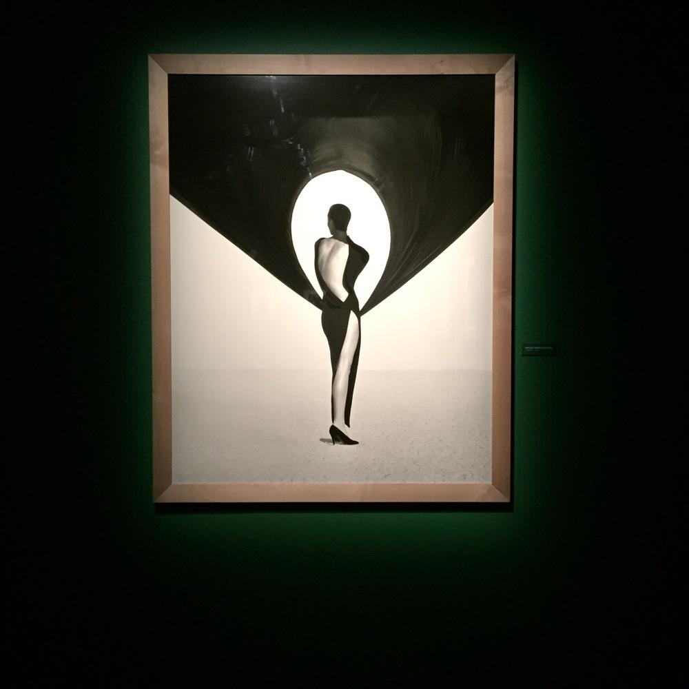 Vi var ogsåpå utstillingen til Herb Ritts på Fotografiska.