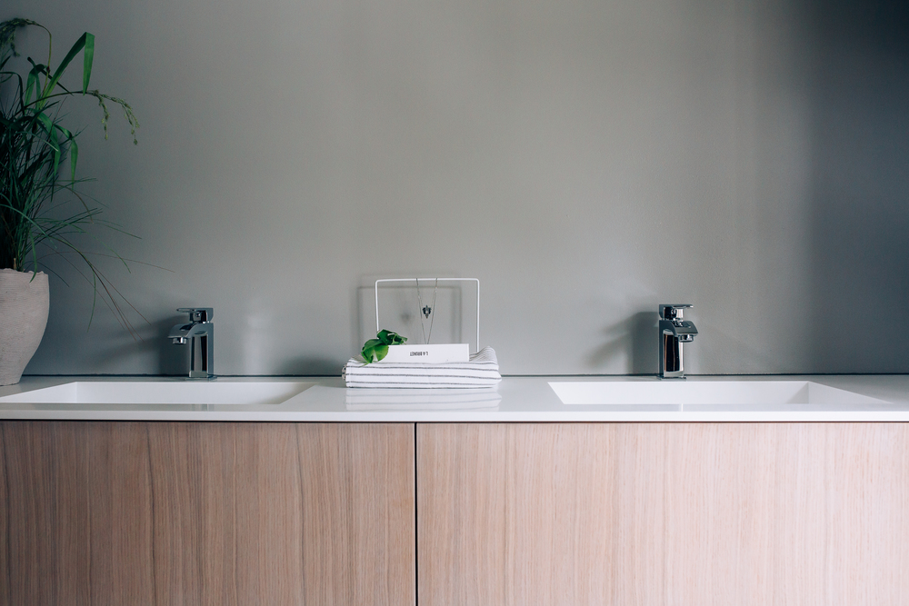 Moderne baderom