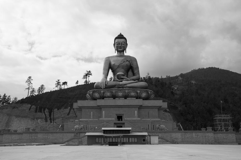 Buddha Dorndenma, Thimphu, Bhutan