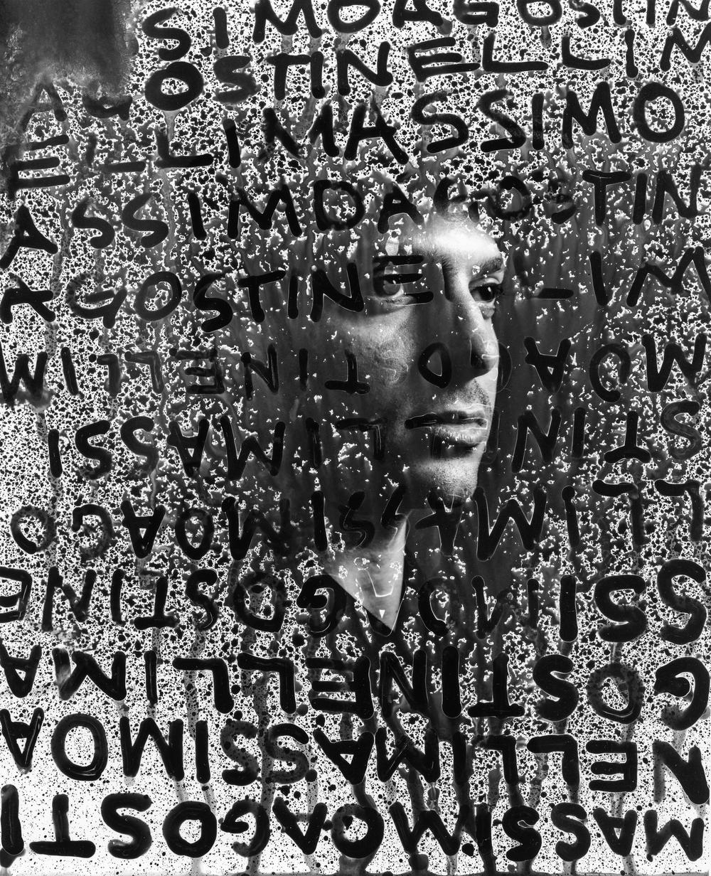 "Massimo Portrait II,  8""x10"" Silver gelatine print"