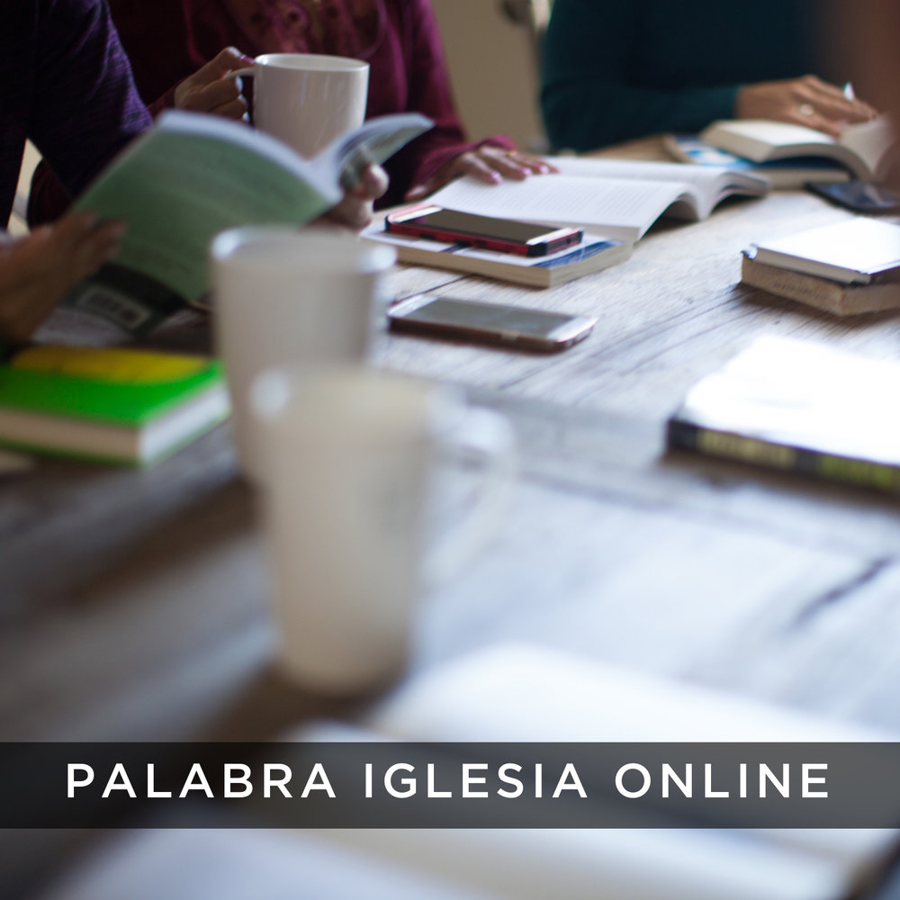 PALABRA IGLESIA ONLINE -