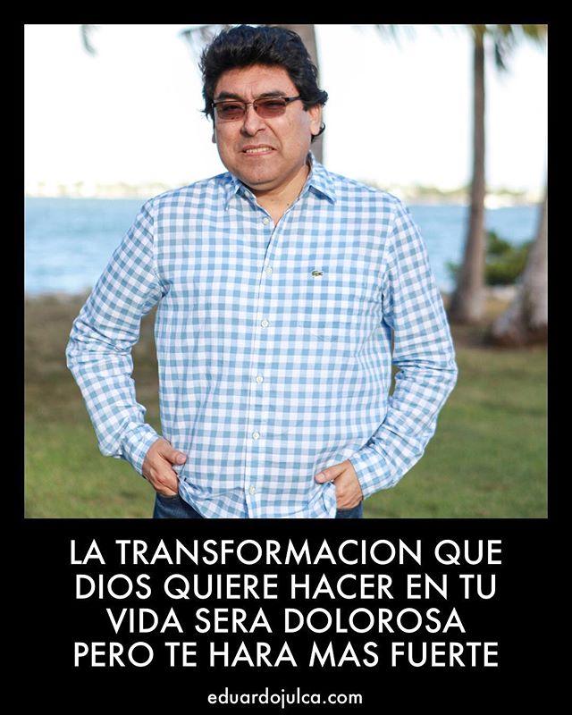 LA TRANSFORMACION QUE DIOS QUIERE HACER EN TU VIDA SERA DOLOROSA PERO TE HARA MAS FUERTE. Pastor: Eduardo Julca  #TransformaciónEspiritual #PastorEduardoJulca #PalabraIglesiaOnline #AcademiaDeVidaCursosYConferenciasOnline #MiamiPax #PositiveChurch #SePositivo #BePositive