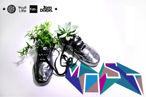 Urban Shoe Pots will be shown by way of the American Design Club & Fab at the Most Salone 2013 show at the Museo Nazionale Della Scienza E Della Tecnologia in Milan Italy during April 9-14.   http://www.mostsalone.com/
