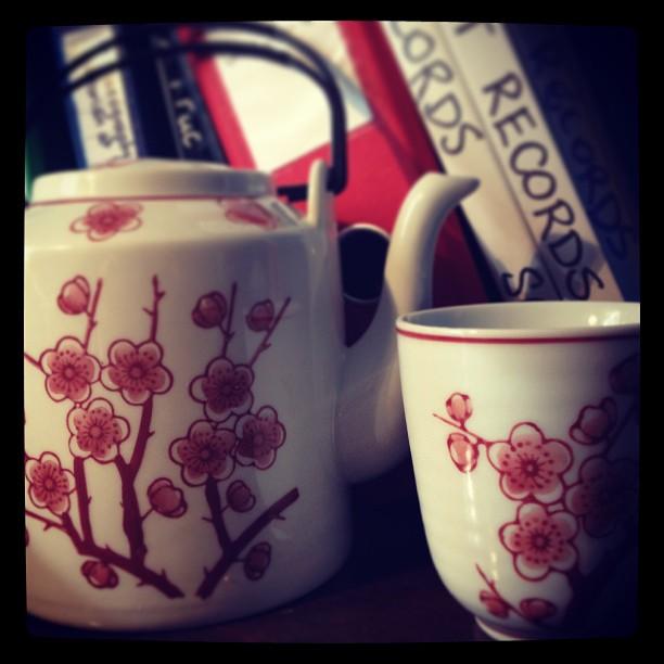 Reports = many many many cups of tea.