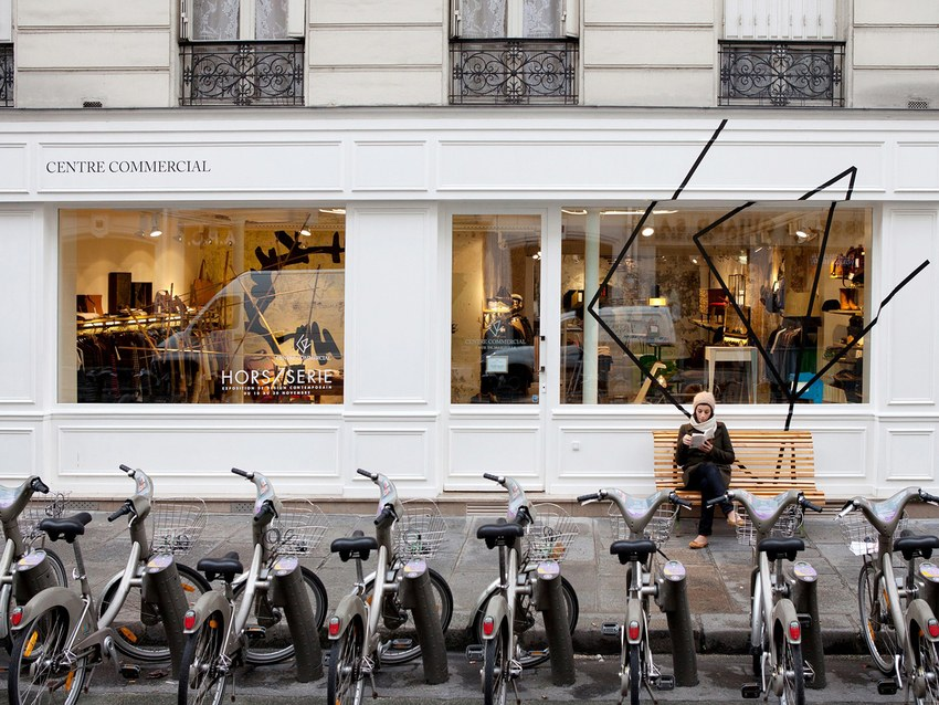 Condé Nast Traveler - This is the Coolest Street in Paris Right Now