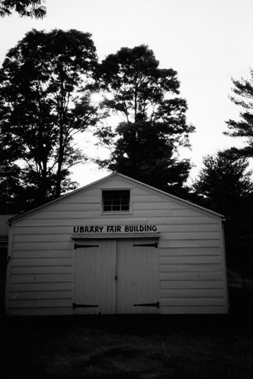 Library Fair Building