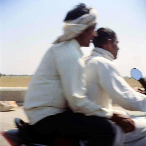 Bundi Motorcycle