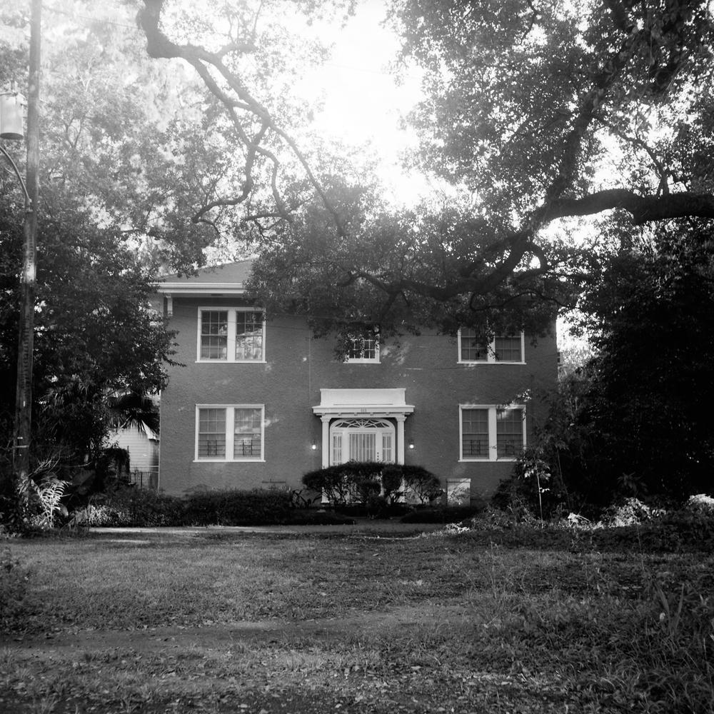 House near Audubon Park