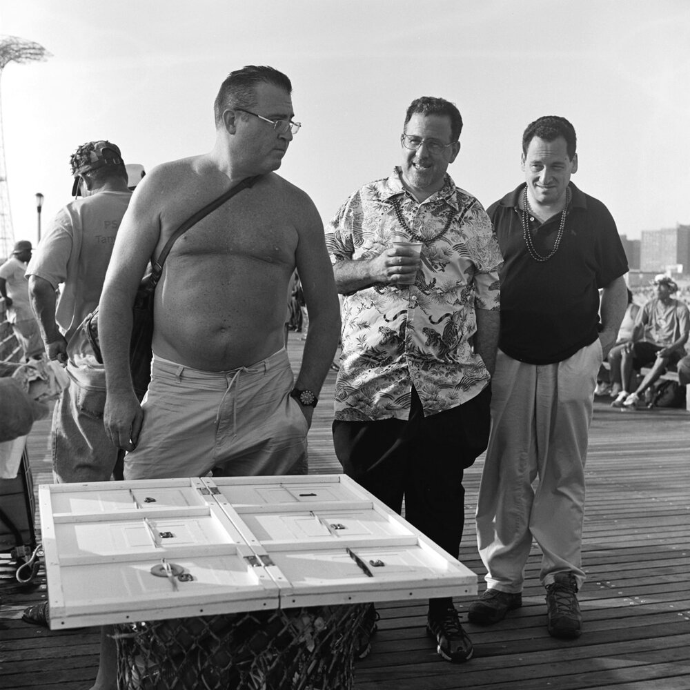 boardwalk gamblers