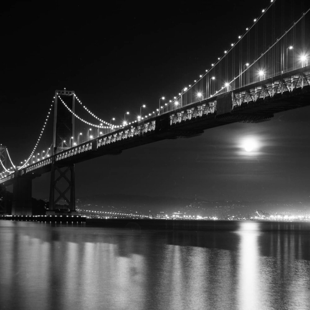 Bay Bridge, SF