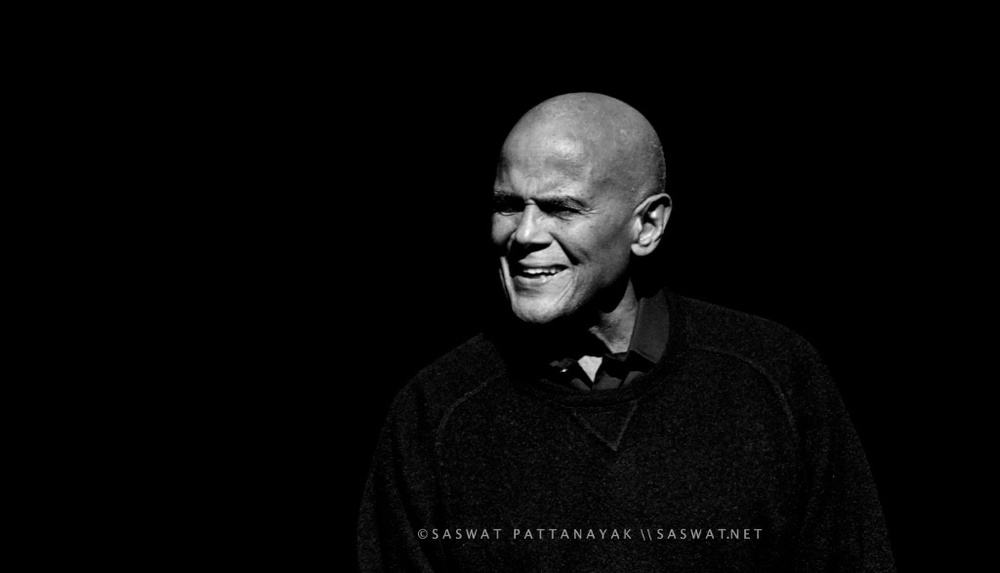 Harry Belafonte by Saswat Pattanayak