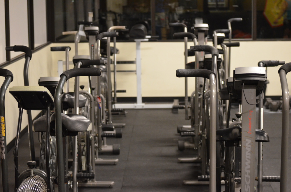 Make sure your gym has plenty of these beautiful machines