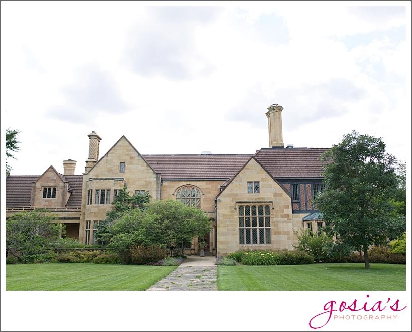 The Paine Art Center And Gardens Oshkosh Wedding