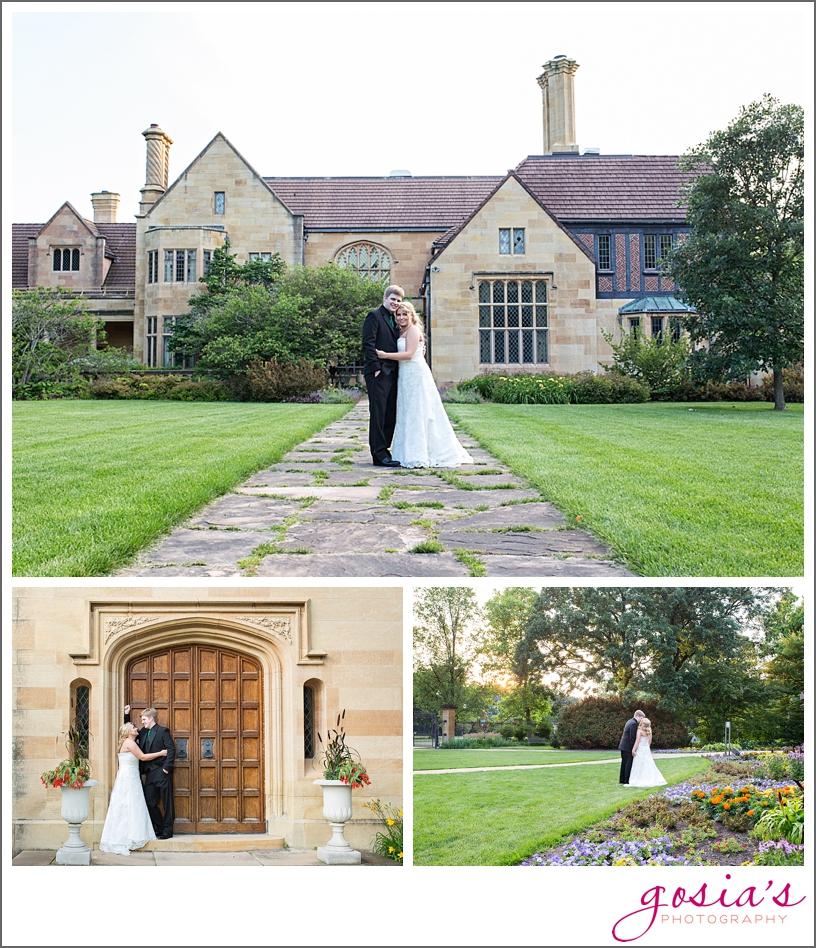 The Paine Art Center Gardens Wedding Oshkosh Wi Alexandria John Gosia 39 S Photography