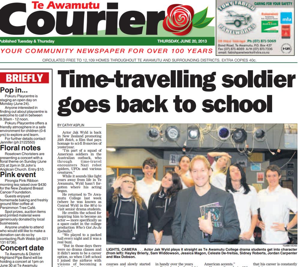 Te-Awamutu Courier 20 June 2013