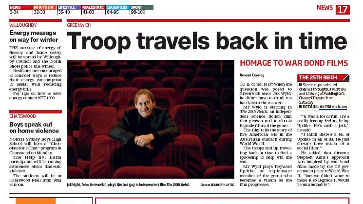 North Shore Times 28 June 13