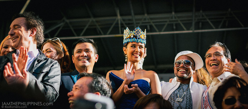 116th Philippine Independence Day Celebration in New York - with Miss World 2013 Megan Young