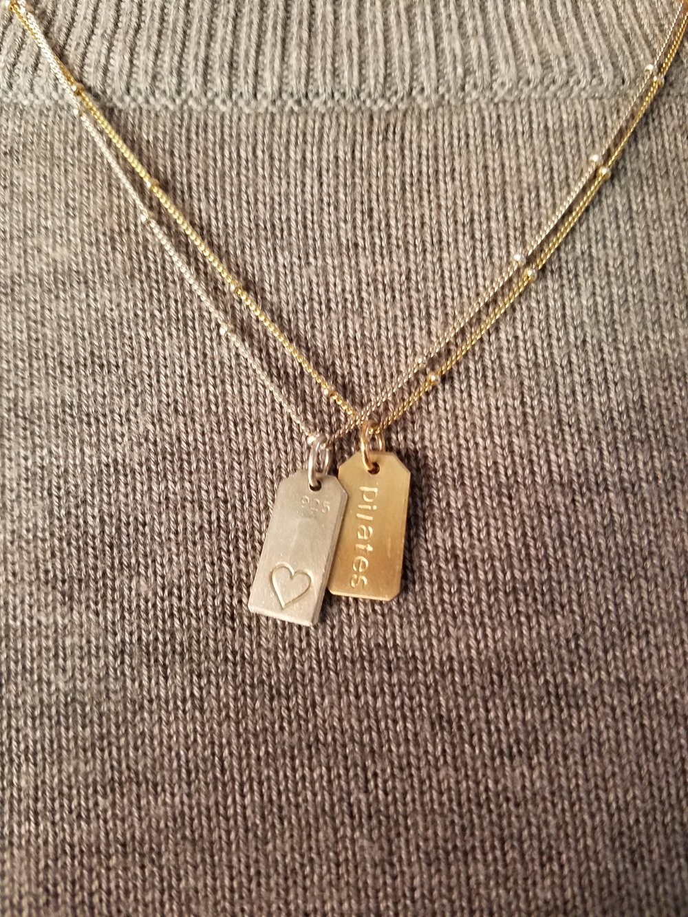 my favorite necklace