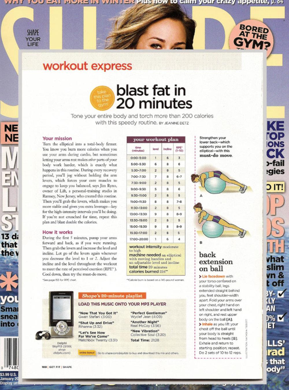 Jim Ryno Shape Magazine Blast Fat in 20 Minutes.jpg