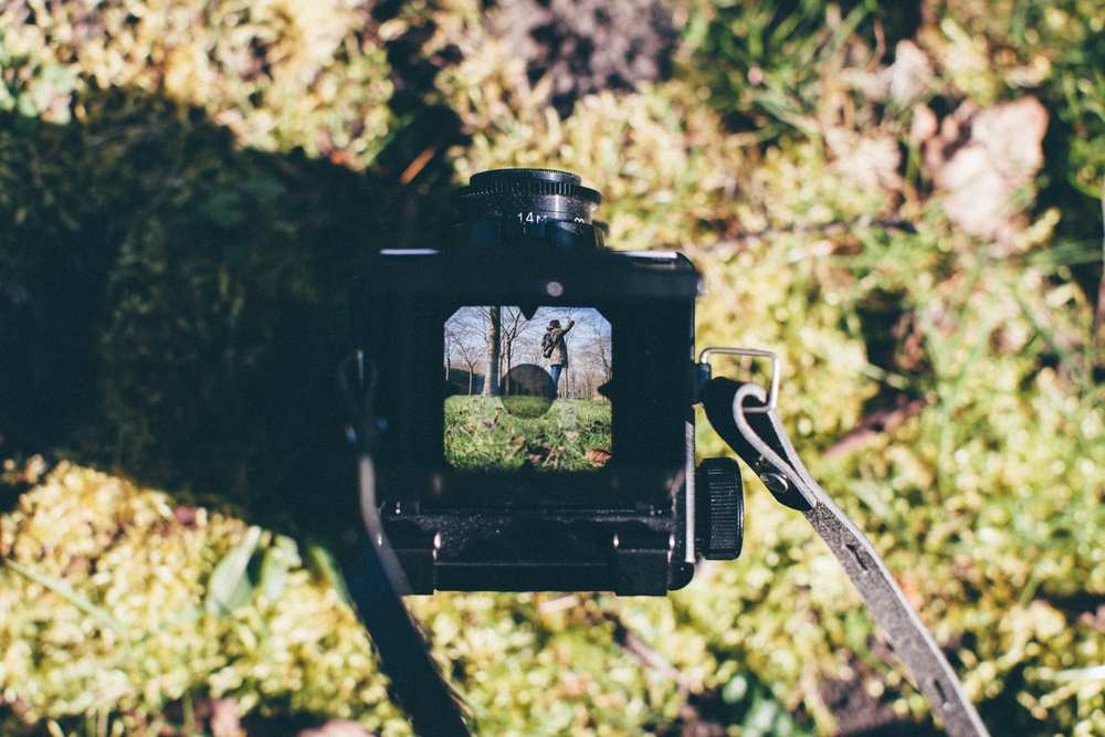An afternoon with the Lubitel