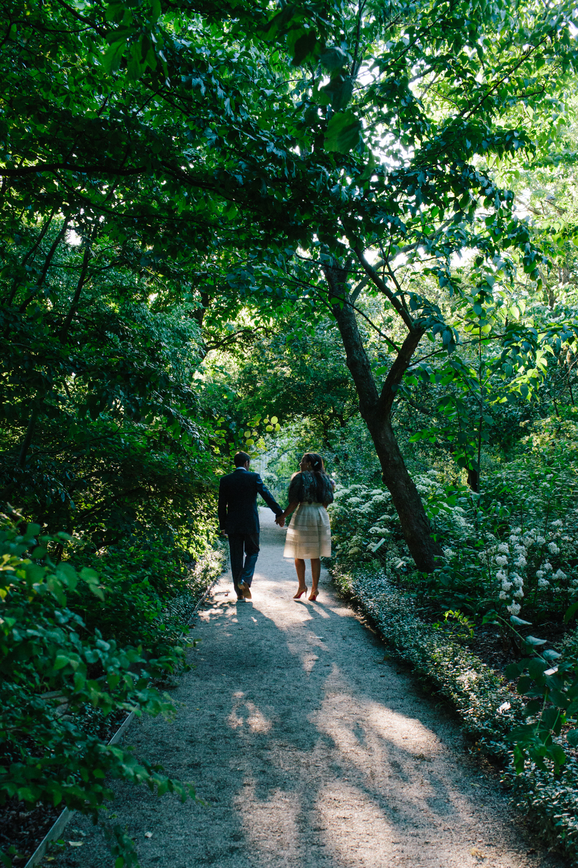 Wedding Sion and Karen - Hortus Botanicus Amsterdam | huwelijk |