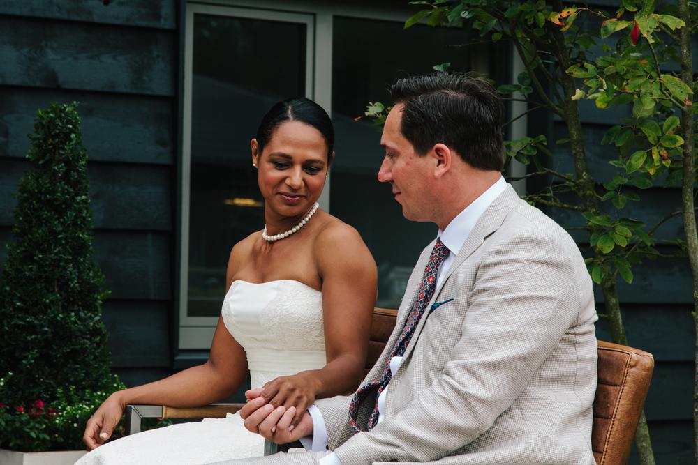 Huwelijk en openingsfeest Abbe en Ruby - Utrecht