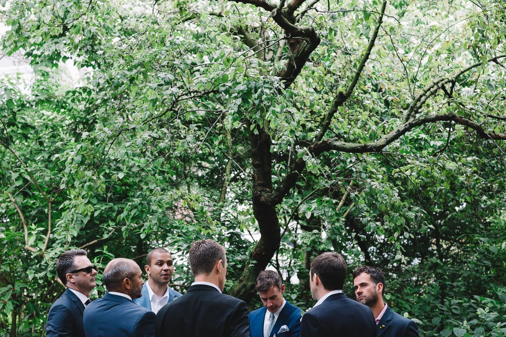 Wedding Sion and Karen - Hortus Botanicus Amsterdam | bohemian |