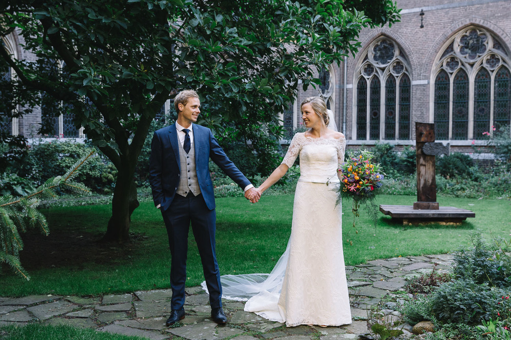 Bruiloft Jeroen en Marit - Zwolle
