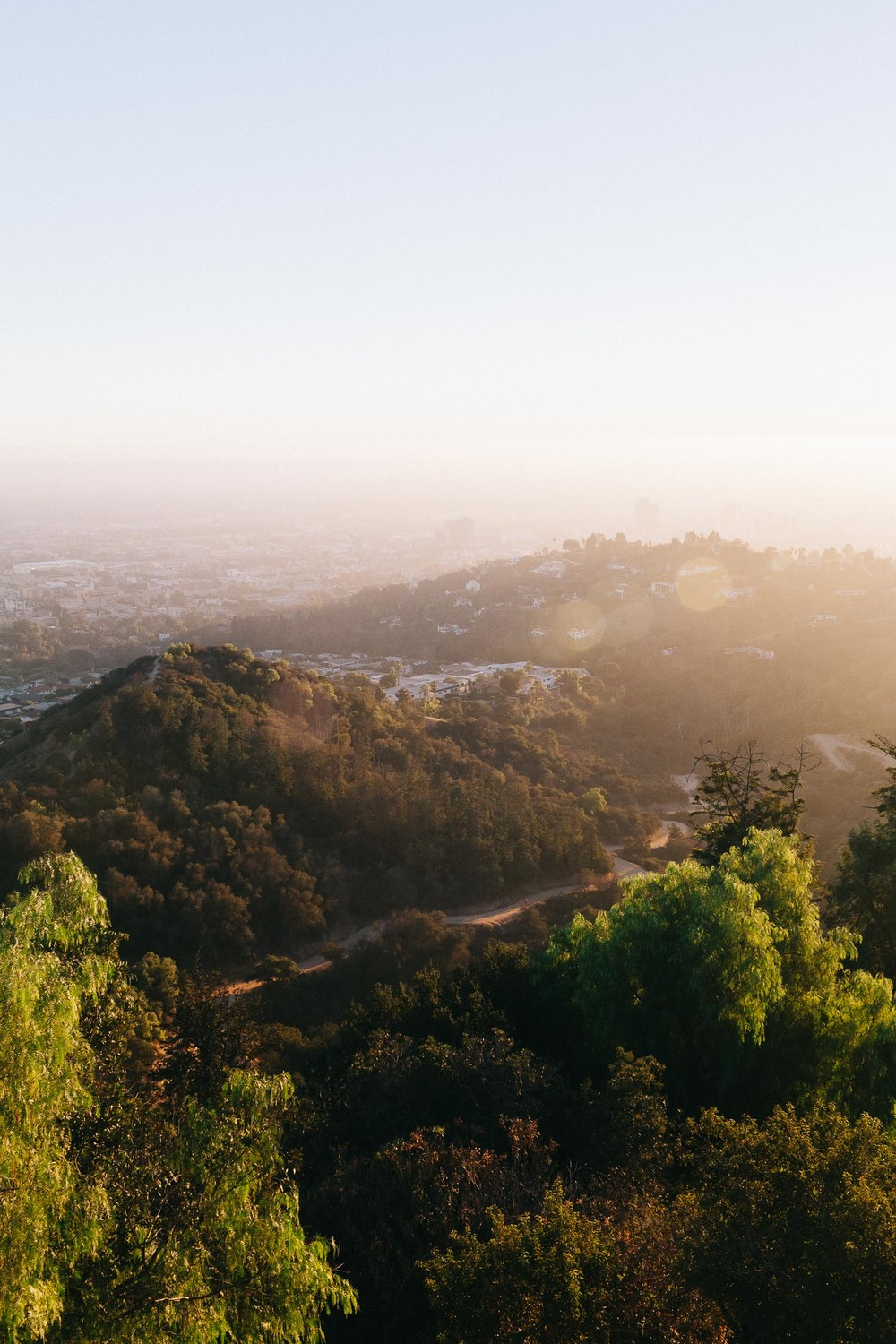 california October 2014 - travel photography by On a hazy mornin
