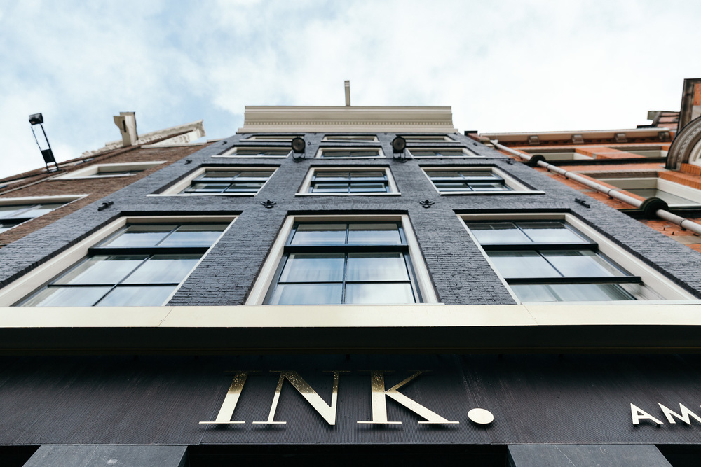 INK Hotel Amsterdam with Linda Tol