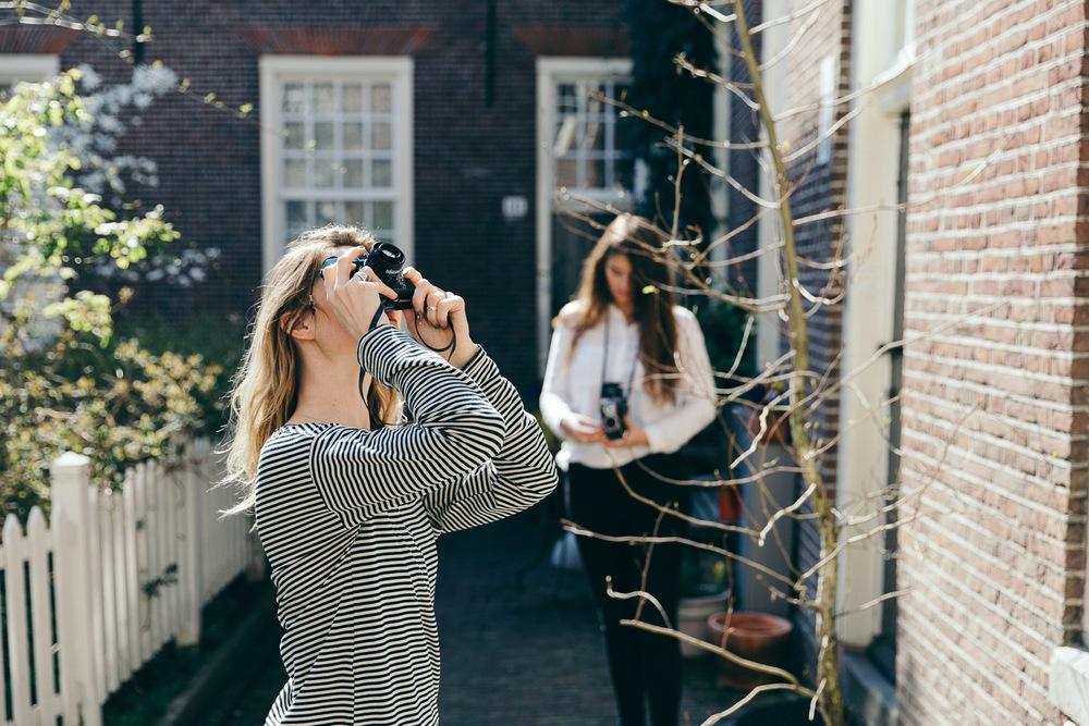 Lomography Benelux Portraits Madri & Anna