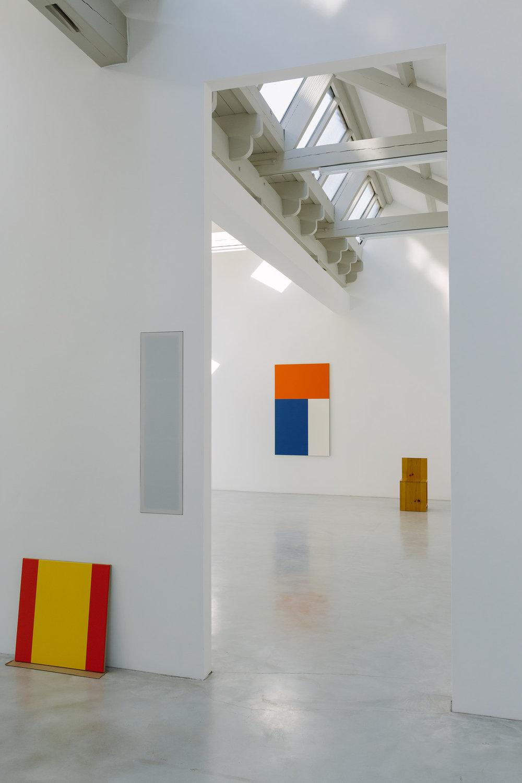 Interieur atelier Steven Aalders Amsterdam