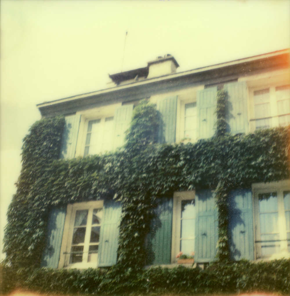 Paris Polaroids by On a hazy morning Amsterdam