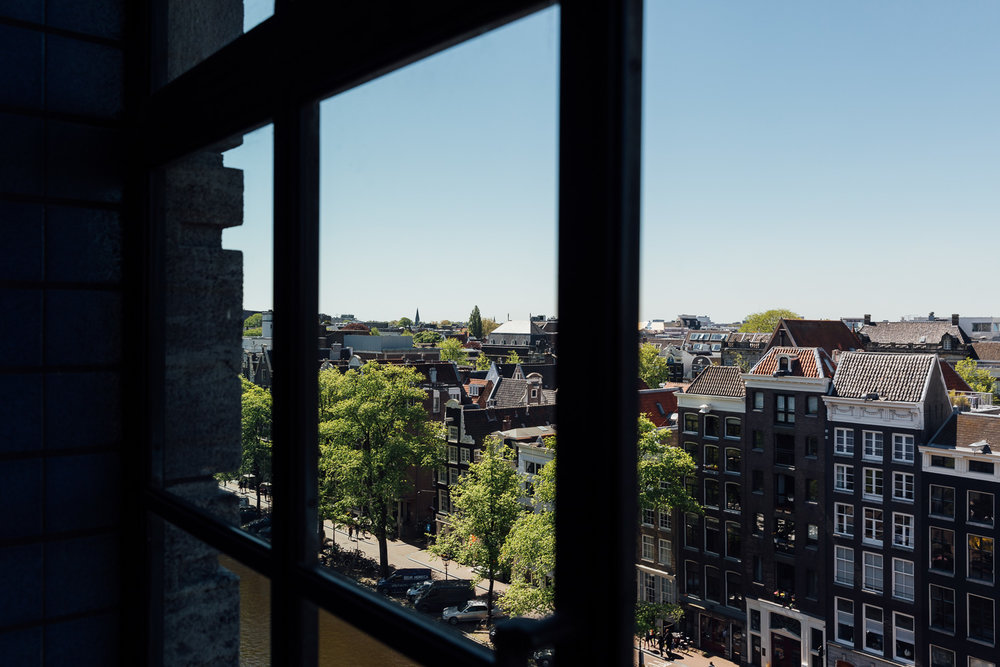 Soho House Amsterdam interior and architecture