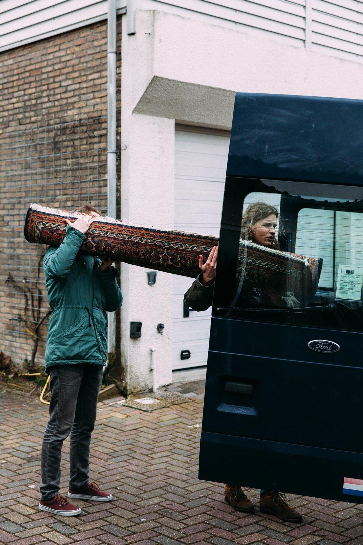 A day with AlascA - Album release Prospero - Paradiso Amsterdam