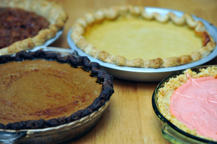 Grapefruit pie for the win!