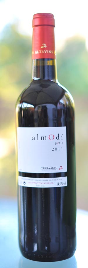 2011 Almodi Petit Spain Terra Alta 10 The1goodthing