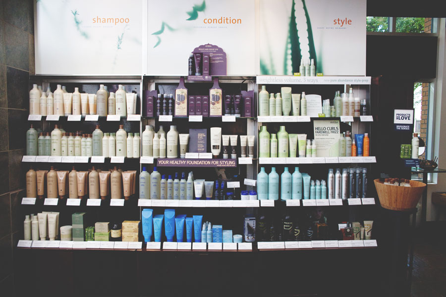 Aveda products are based-on the art and science of pure plant and flower essences.