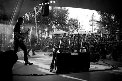 Photo of last year's Interstellar Rodeo by Aaron Vanimere via NewMusicMichael.com