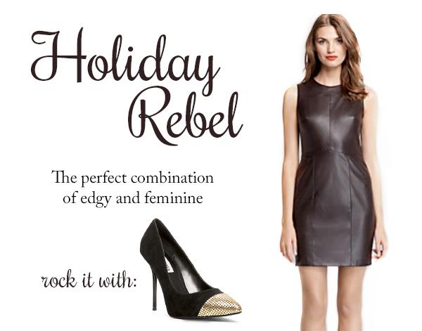 Dress: Cynthia Steffe via BloomingdalesShoes: Steve Madden