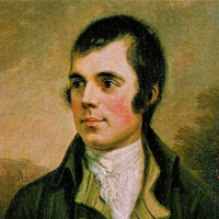 Robbie Burns via Wikimedia Commons