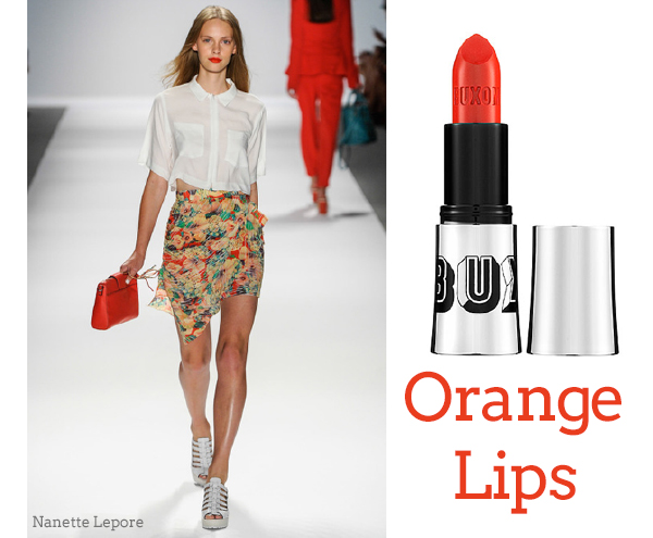 Image via Style.com | BUXOM
