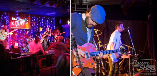 Left: Blues on Whyte. Right: Pawn Shop (photo by amokphoto)