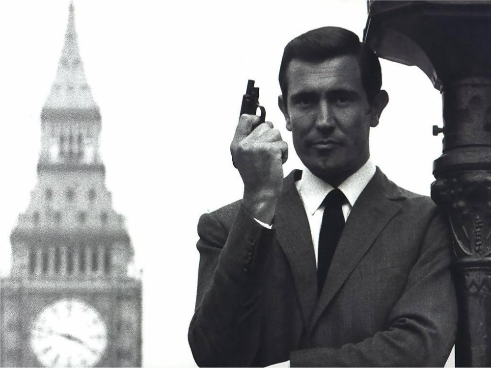 George Lazenby, the forgotten Bond.