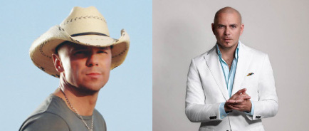 Chesney vs. Pitbull. We all lose.